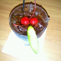 Photo taken at The City Bar & Restaurant by Amy H. on 4/12/2012