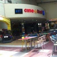 Photo taken at Cine Mall Quilpué by Roberto T. on 3/20/2012