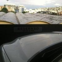 Photo taken at PEMCO Parking Garage by Rod B. on 8/2/2012