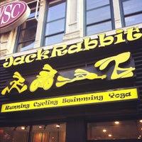 Photo taken at JackRabbit Sports by Bo D. on 8/24/2012