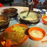 Photo taken at Win Yin Porridge by Sue-Ann C. on 4/27/2012