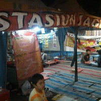 Photo taken at Stasiun Jagung by Ngurah W. on 7/3/2012
