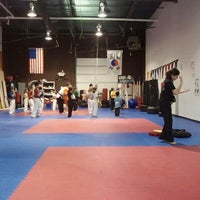 Photo taken at Dragon E's Black Belt Academy by Andi S. on 5/24/2012
