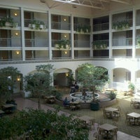 Photo taken at Embassy Suites by Hilton San Luis Obispo by Streak on 3/23/2012