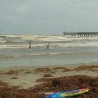 Photo taken at Beach by Melissa W. on 5/25/2012