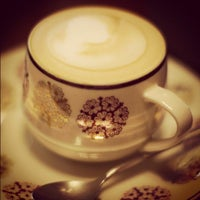 Photo taken at Libero Coffee & Bar by Lulu on 7/27/2012