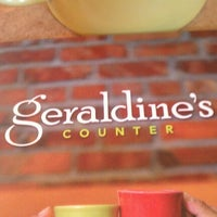 Photo taken at Geraldine's Counter by Joline F. on 8/11/2012