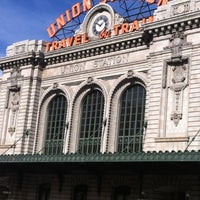 Photo taken at Denver Union Station by Tyleen S. on 3/17/2012