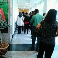 Photo taken at Immigration Department (Jabatan Imigresen) Presint 14 Branch by Fadhli Bakar on 8/14/2012