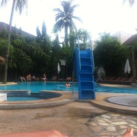 Photo taken at Coconut Village Resort Phuket by Mark Z. on 6/8/2012
