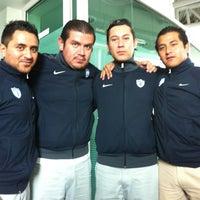 Foto tomada en Club Pachuca por Leonel B. el 4/16/2012