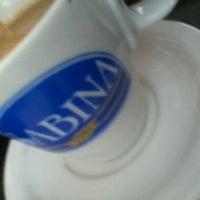 Photo taken at Sabina by Rodrigo H. on 7/23/2012
