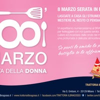 Photo taken at Trattoria Il Bragosso by Trattoria Il Bragosso on 2/29/2012