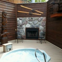 ... Photo Taken At Oasis Hot Tub Gardens By Konnie On 4/19/2012 ...