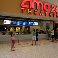 Photo taken at AMC Aventura 24 by Fabio A. on 7/17/2012