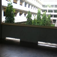 Photo taken at Lawrence Bunzel Building (LB) by chivas on 6/28/2012