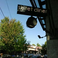 Photo taken at Skillet Diner by Caroline M. on 9/2/2012
