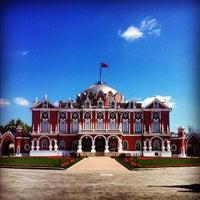 Photo taken at Petroff Palace by Ekaterina G. on 6/20/2012