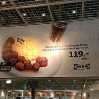 Photo taken at IKEA Restaurant by Anton M. on 5/11/2013