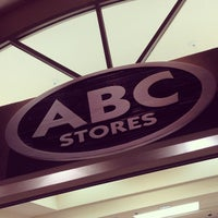 Photo taken at ABC Store by Tony.psd on 9/15/2013