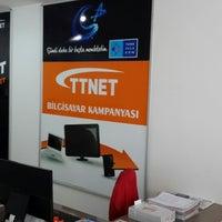 Photo taken at ttnet azra iletişim by Ceyhun I. on 5/12/2014