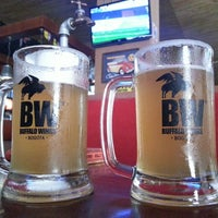 Photo taken at Buffalo Wings by Jorge M. on 3/2/2013