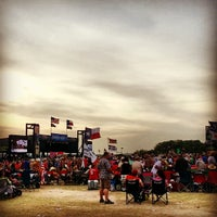 Photo taken at Larry Joe Taylor's Texas Music Festival by Sarah D. on 4/27/2014