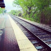 Photo taken at Hurst / Bell Station (TRE) by Sarah D. on 4/6/2014