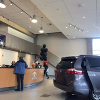 Photo taken at Toyota of Seattle by Krys on 12/4/2016