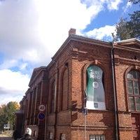 Photo taken at Tartu Uus Teater by Gerda -. on 9/27/2013