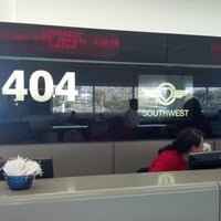 Photo taken at Gate 404 by Mark M. on 11/2/2012