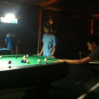 Photo taken at Gaol Billiard Pool & Lounge by Farouk Lukman H. on 10/6/2013