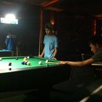 Photo taken at Gaol Billiard Pool & Lounge by Farouk Lukman H. on 10/6/2013
