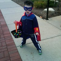 Photo taken at Delafield Trick or Treat by Jaime L. on 10/27/2012