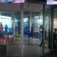 Photo taken at Ifly Skydiving by Ken Z. on 8/21/2014