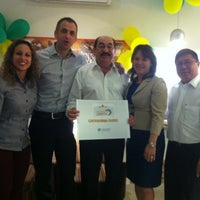 Photo taken at H Peres Seguros by Hely on 8/8/2013