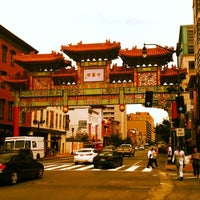 Photo taken at Chinatown Friendship Archway by Daniel H. on 8/11/2013