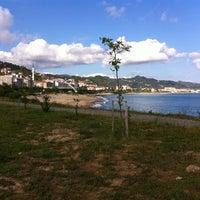 Photo taken at sahil yürüyüş yolu by Mine on 9/7/2013