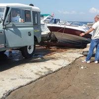 Photo taken at Cakiroglu marina by Kristina on 8/5/2014