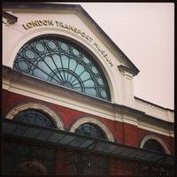 Photo prise au Musée des transports londoniens par Ayaka I. le7/30/2013