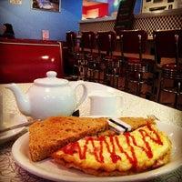 Photo taken at Stateside Diner by Ayaka I. on 4/12/2013