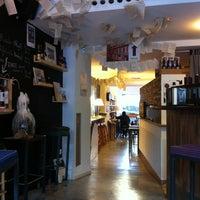Photo taken at Llibreria Cafè Context by Alexander on 11/20/2012