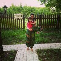 Photo taken at Dimon's Dacha by Шустрый Хорек on 5/24/2014