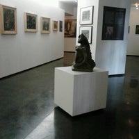 Photo taken at Museu de Imagens do Inconsciente by Gabriela M. on 4/4/2013