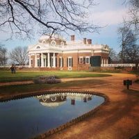 Photo taken at Monticello by Ben H. on 3/15/2013