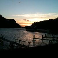 Foto tomada en Lago Todos Los Santos por Macarena el 2/2/2013