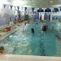 Photo taken at Little Otter Swim School by Michael R. on 3/5/2013