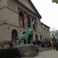 Foto tirada no(a) The Art Institute of Chicago por Marilena C. em 4/15/2013