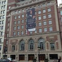 4/15/2013 tarihinde Marilena C.ziyaretçi tarafından Symphony Center (Chicago Symphony Orchestra)'de çekilen fotoğraf