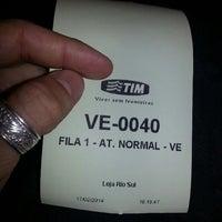 Photo taken at TIM by Eduardo Abreu on 2/17/2014